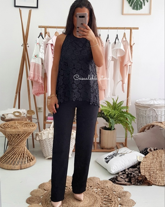 Ferrero Black Jumpsuit