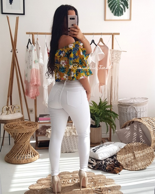 White Toulouse Jeans