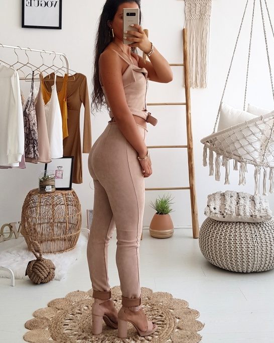 Co-ord Suede