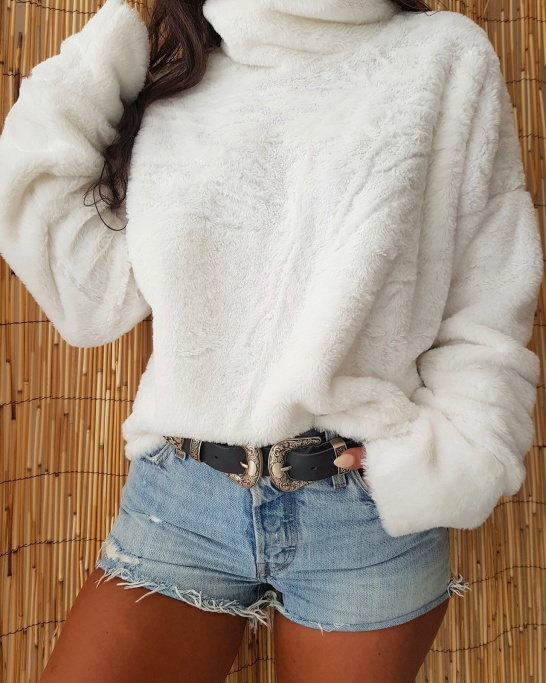 Camisola Alicia White