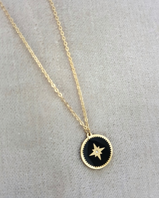 NECKLACE 'STAR-STONE'