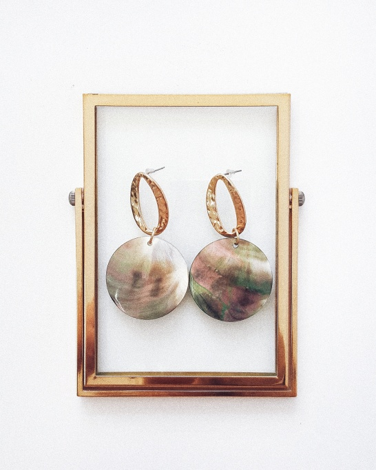 EARRINGS 'ISLAND'