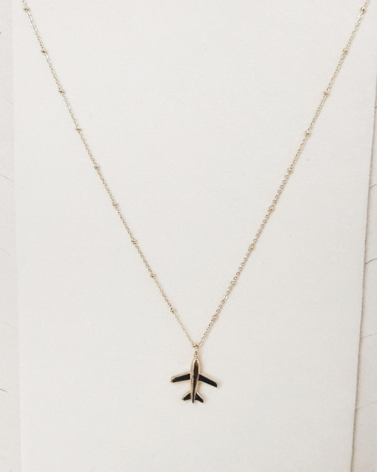NECKLACE 'FLY'