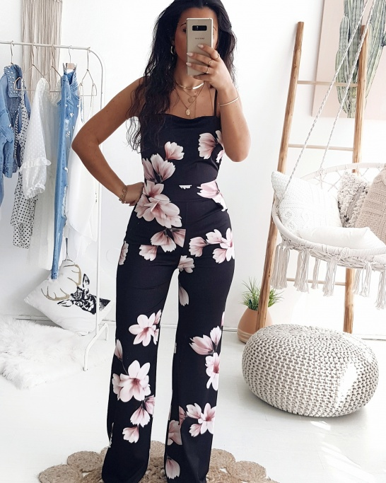 JUMPSUIT 'ROMA' BLACK