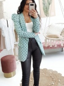 BLAZER 'LOVE YOURSELF' MENTA