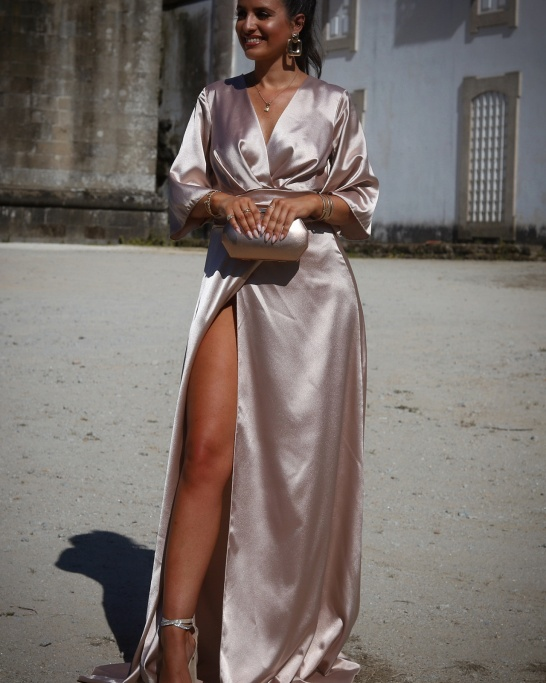 KTL - VESTIDO 'FAIRYTALE' IN GOLD