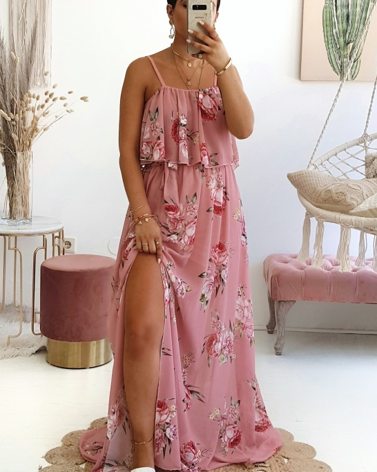 VESTIDO 'I NEED TO WIN' IN PINK