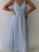 VESTIDO 'ALL SEASON' IN BLUE