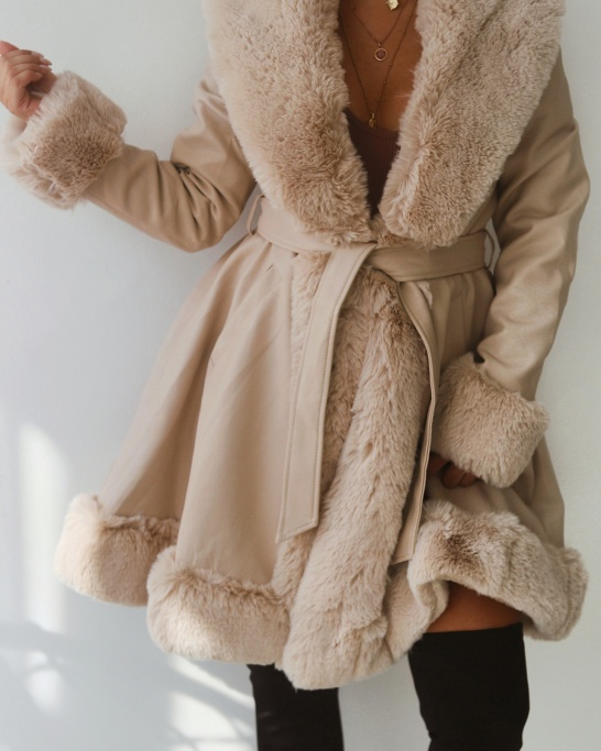 COAT 'HOLLYWOOD' LONG VERSION