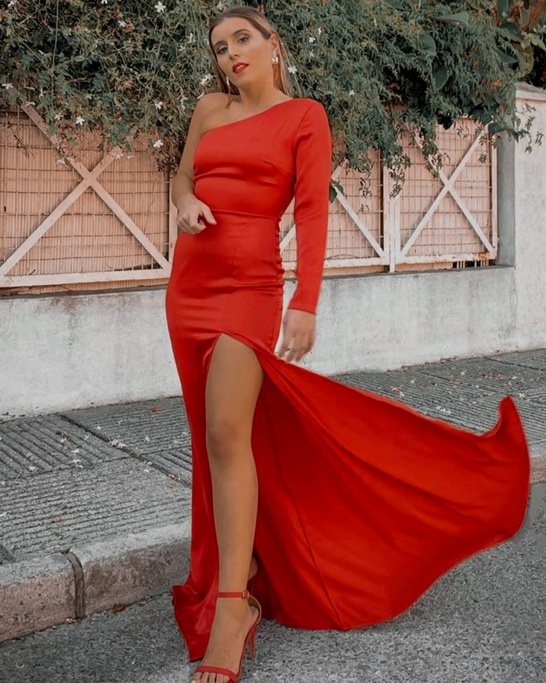 KTL - VESTIDO 'LATIFAH' IN RED
