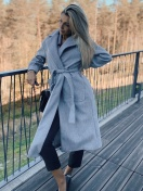 COAT 'ATOMIC' IN GREY