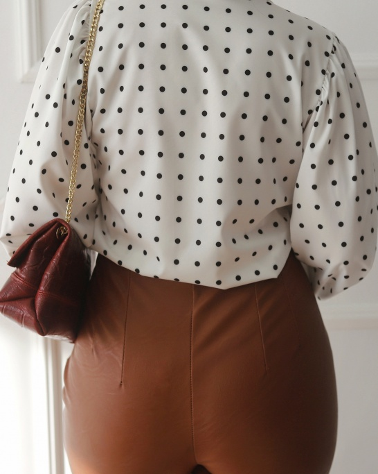 BLUSA POLKADOT PARTY