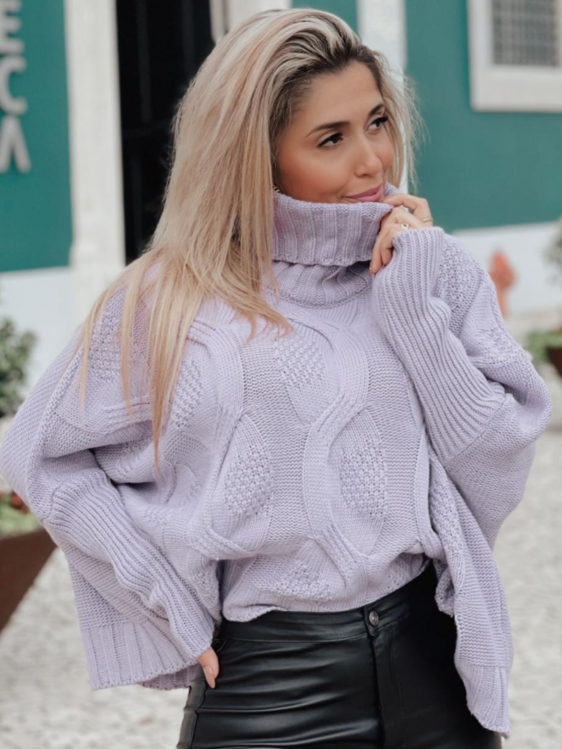 CAMISOLA 'WEAR FOR THE HOLIDAYS' IN LILAC