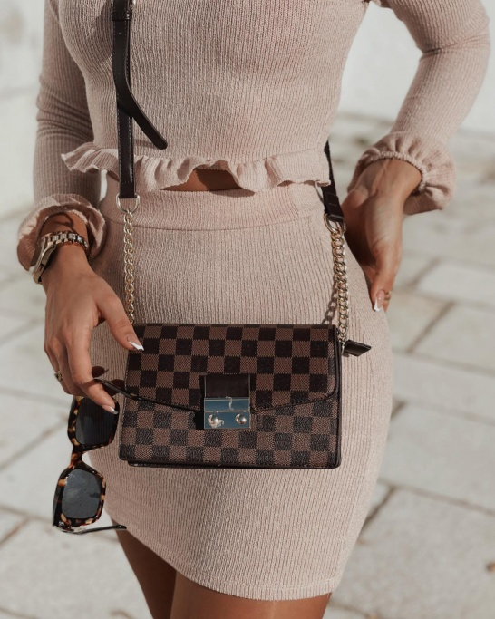 MONACO 'BAG IN BROWN