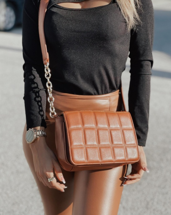 BAG 'BAYLEY' IN CAMEL