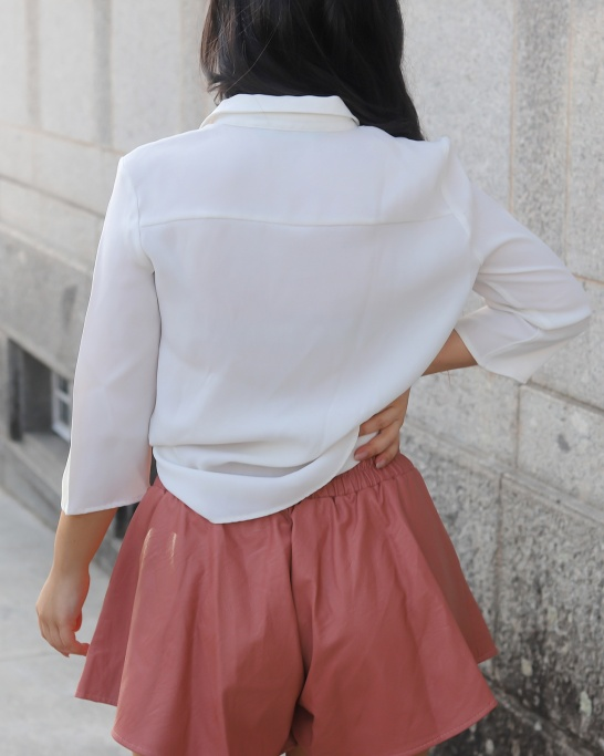 SHORTS 'FLAWLESS' IN PINK