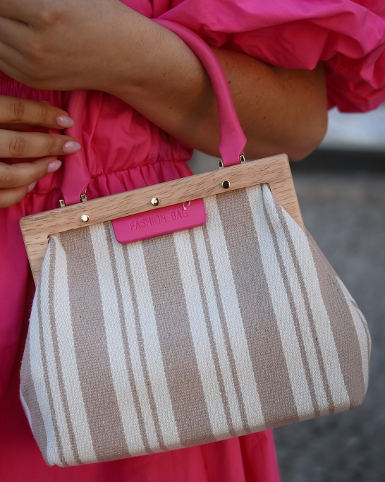 MALA 'BAG ME' IN FUCSIA