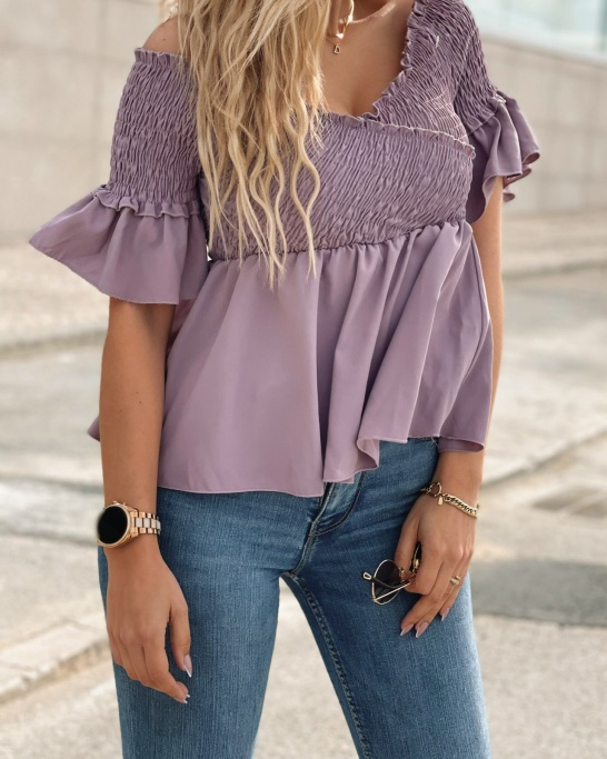 TOP 'I LIKE YOU' IN LILAC